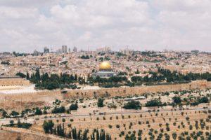 Dome in Jerusalem