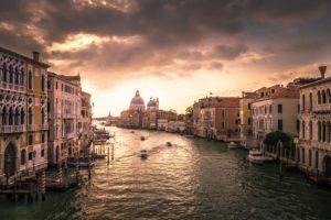 Skyline in Venice